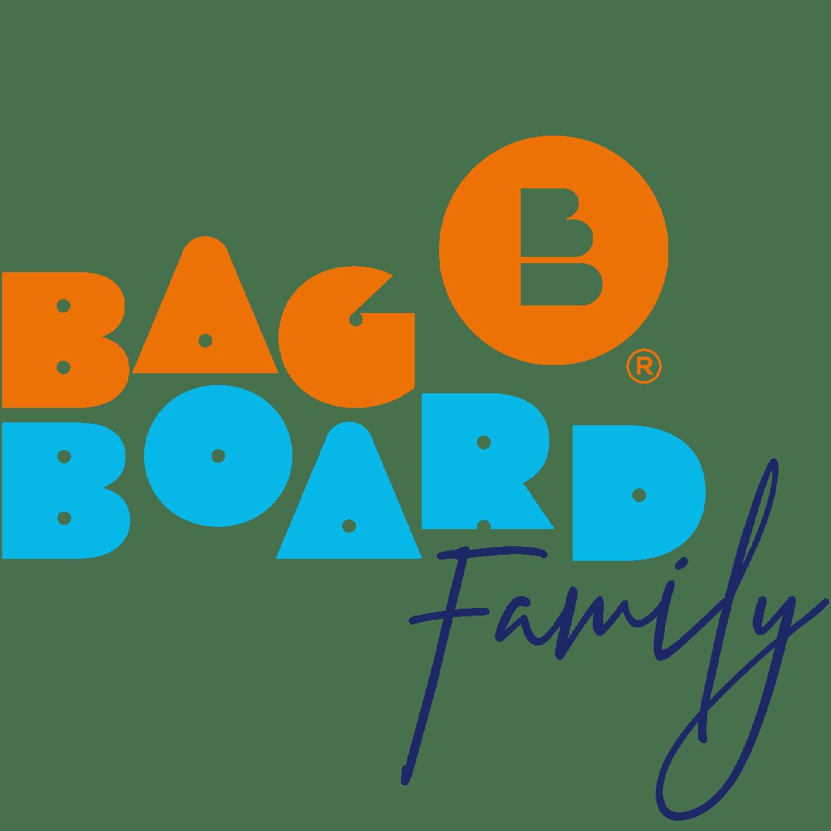logo bagboard jeu bois family