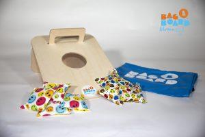 set bagboard blossom