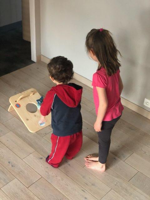 bagboard jeu enfant
